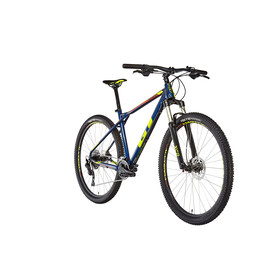 "GT Bicycles Avalanche Elite MTB Hardtail 29"" geel/blauw"